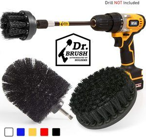 1. Holikme Drill Brush Power Scrubber -Shower Scrubbers