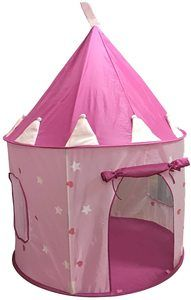 1. SueSport Girls Princess Castle Play Tent