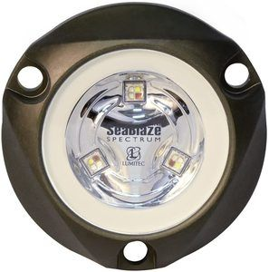 10. Lumitec 101436 SeaBlazeX LED Underwater Boat Light