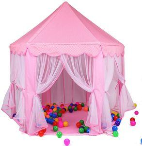 10. WESTLINK Princess Castle Play Tent House