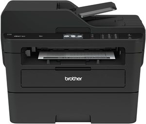 2. Brother MFCL2750DW All-in-One Wireless Laser Printer