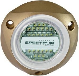2. Lumitec 101320 LED Underwater Boat Light