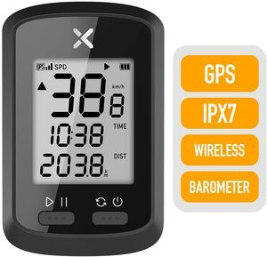 2. XOSS G GPS Cycling Computer Wireless Bike Speedometer