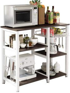 3. Soges 3-Tier Utility Microwave Oven Stand(1)
