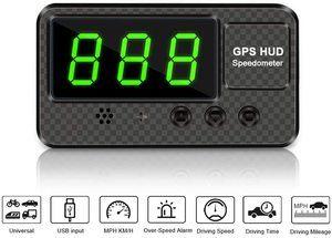 3. VJOYCAR C60s Digital GPS Speedometer