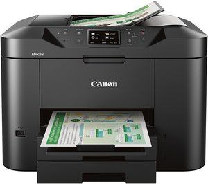 4. Canon MB2720 Wireless All-in-one Printer