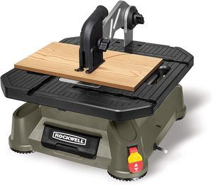 4. Rockwell BladeRunner X2 Tabletop Saw