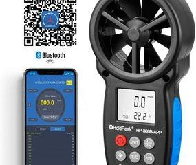 Top 10 Best Wind Meters in 2020 Reviews