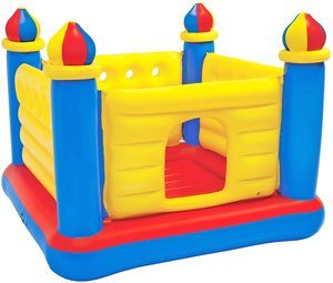 5. Intex Jump O Lene Castle Inflatable Bouncer