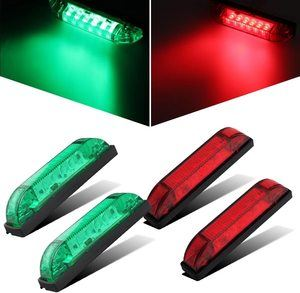 5. Partsam 4X Boat Navigation LED Lighting Strip Bar