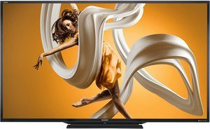 6. Sharp LC-90LE657U 90-Inch Aquos HD Smart LED TV