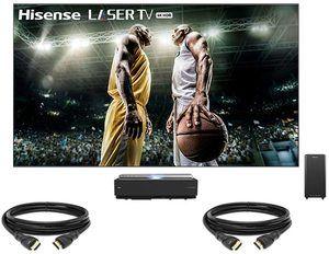 7. 120L10E-BDL 120-inch 4K Ultra HD Smart HDR Laser TV