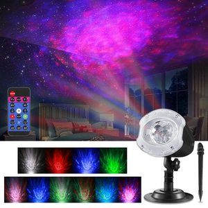 7. ALOVECO LED Laser Christmas Projector Lights