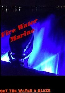 7. Firewatermarine Garboard Brass Boat Plug Light