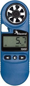7. Kestrel 1000 Pocket Wind Meter