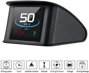 7. TIMPROVE T600 Universal Car Digital GPS Speedometer