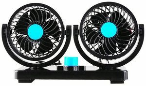 7. Willcomes 12V Car Auto Cooling Air Fan