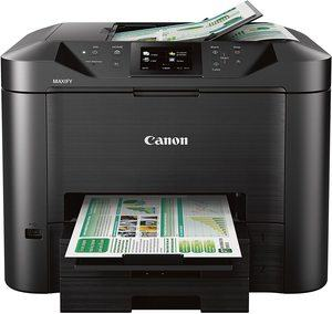 8. Canon MB5420 Wireless All-in-One Printer