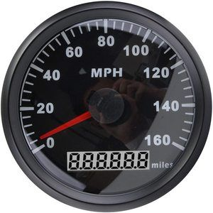 8. ELING Universal MPH GPS Speedometer