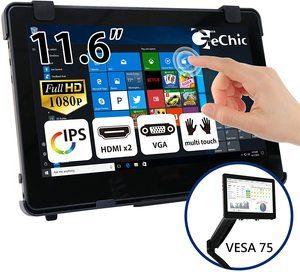 8. GeChic 1102I 11.6 inch FHD Touchscreen Monitor