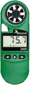 8. Kestrel 2000 Pocket Wind And Temperature Meter