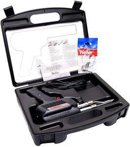 8. Weller D550PK Professional Soldering Gun Kit