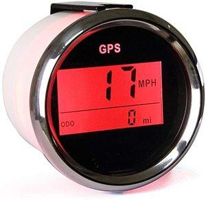9. ELING Digital GPS Speedometer with Backlight