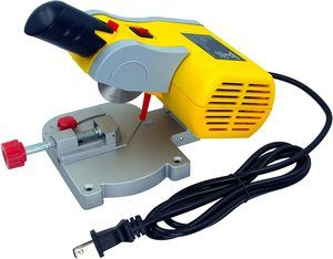 9. Hercules Mini Benchtop Cut-Off Miter Saw