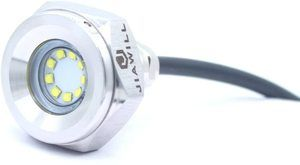 9. jiawill 316L Stainless Steel Underwater Boat Drain Plug Light