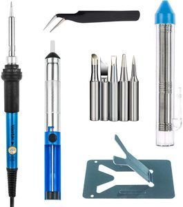 . Vastar Full Set 60W 110V Soldering Iron Kit - Copy