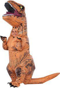 #1 Rubie's Child's Jurassic Inflatable Costume