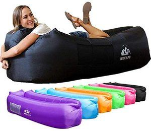 #1 Wekapo Inflatable Lounger