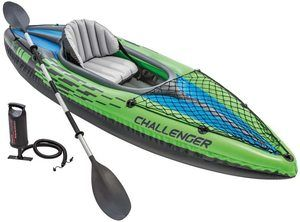 #1. Intex Challenger Kayak …