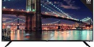 #1. TCL 75R617 75-Inch Smart 4K Ultra HD Roku LED TV