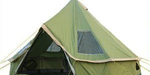 #10 DANCHEL 13 Feet Lightweight Tipi Family Tent