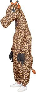 #10 Giraffe Inflatable Chub Suit