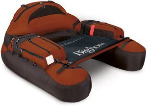 #10. Classic Accessories Bighorn Fishing Float Inflatable Tube
