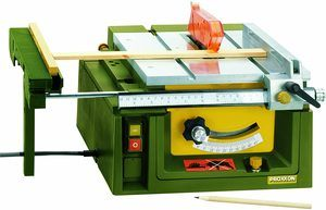#10. Proxxon 37070 FET Table Saw