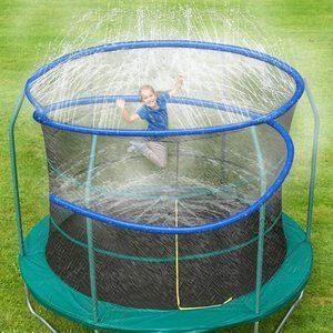 #2 ARTBECK Thicken Trampoline Sprinkler