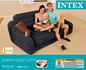 #2 Intex Pull-out Sofa Inflatable Bed