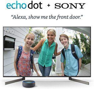 #2.Sony XBR85X950G X950G 4K Ultra HD 85 Inch TV Smart