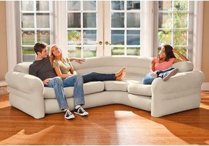 #3 Intex Inflatable Corner Sofa