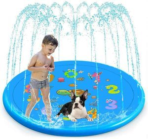 #3 Splash Play Mat