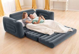 #4 Intex Pull-Out Sofa Inflatable Bed