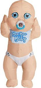 #4 Rubie's Boo Boo Inflatable Baby Adult Costume