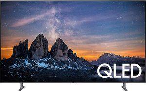 #5. Samsung QN82Q80RAFXZA 82-Inch Flat QLED 4K Ultra HD