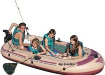 Top 10 Best Inflatable Pontoon Boats in 2020 Reviews