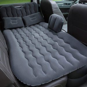 #6 Onirii Inflatable Car Air Mattress