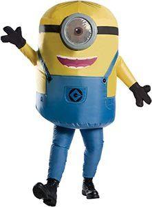 #6 Rubie's Adult Minion Stuart Inflatable Costume