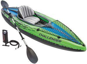 #6. Intex Challenger Kayak Series